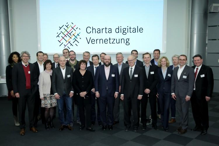 30.01.2017 Bonn Charta digitale Vernetzung e.V.Kick-off 2017Foto: Norbert Ittermannwww.norbert-ittermann.demobil: +49 170 2114239